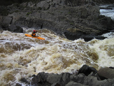 Whitewater Kayak pic 2