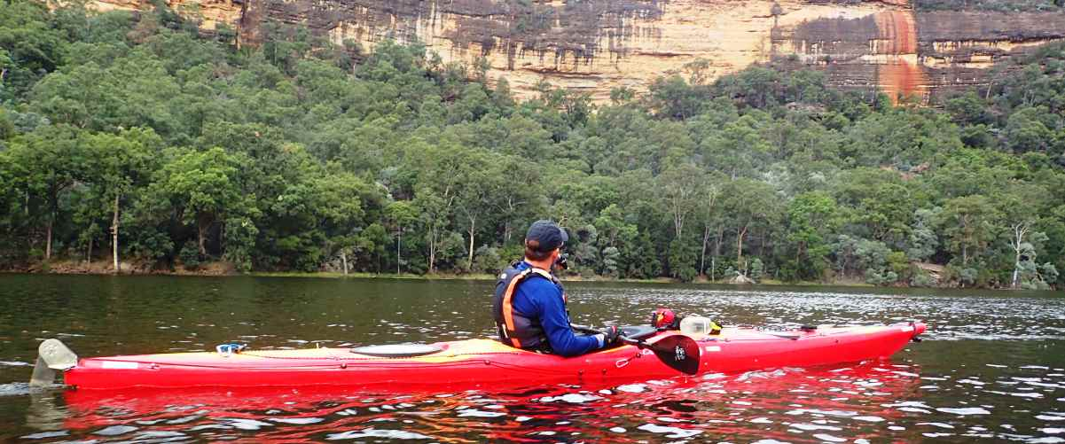Kangaroo Valley kayaking Photo