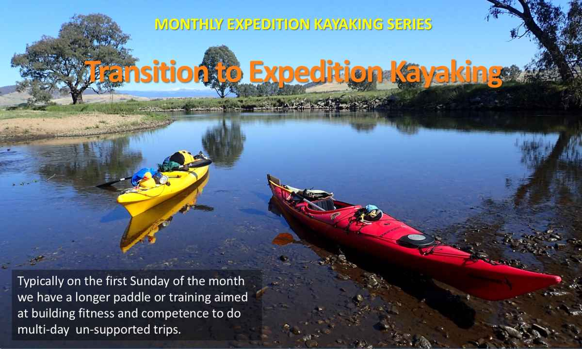 Expedition Kayaking Slider