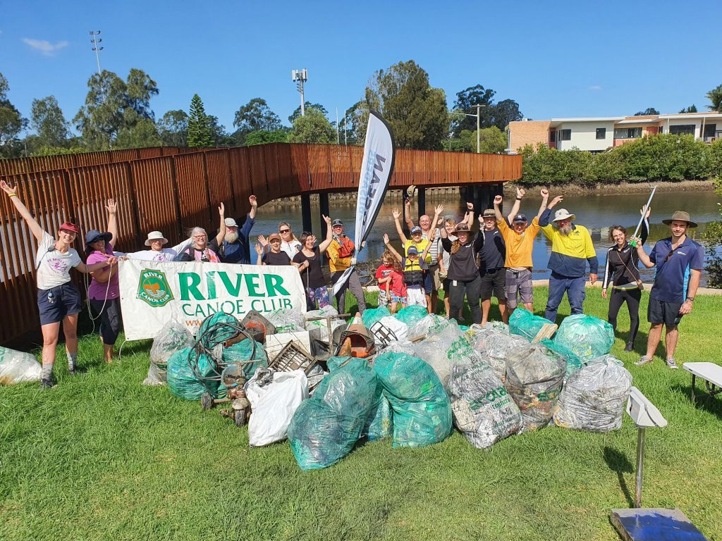 Cooks River Clean Up 2021