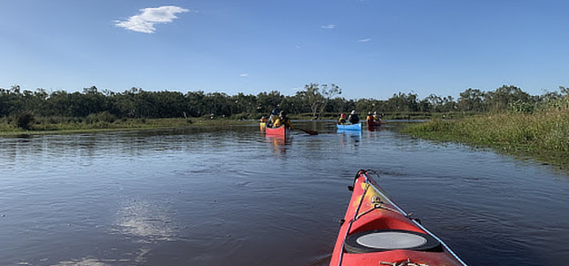 Macquarie Marshes 8-10 April 2021