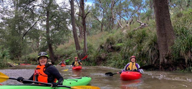 Turon and Macquarie Rivers 6-8 January 2021